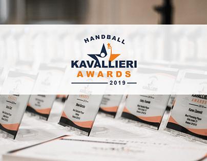 KAVALLIERI HANDBALL AWARDS - LOGO DESIGN