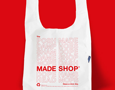 The Made Shop Tote