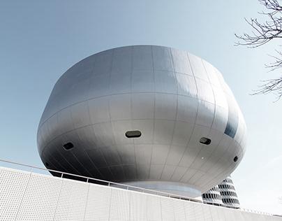 BMW Headquarter & Museum