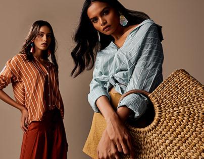 AJIO Womens SS18 Campaign | Western Wear