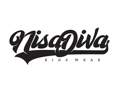 NisaDiva Kids Wear Logo