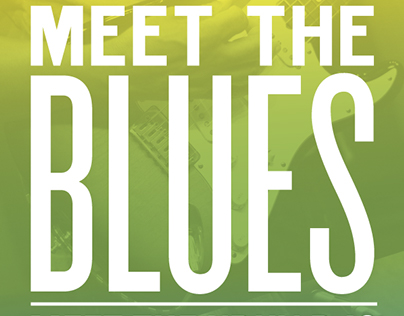 Meet the Blues Poster
