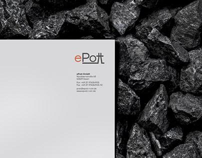 ePott GmbH | Corporate Design