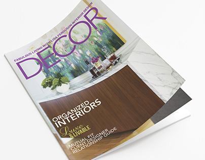 PRINT: Decor Magazine