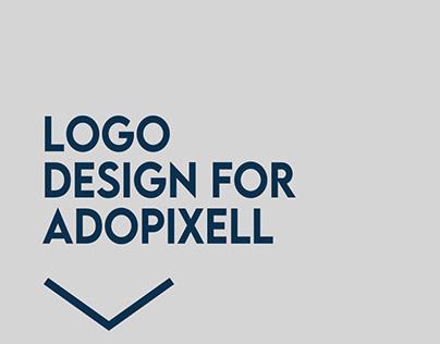 Logo design for Adopixell