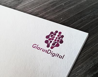 Лого для компании по разработке моб.приложений