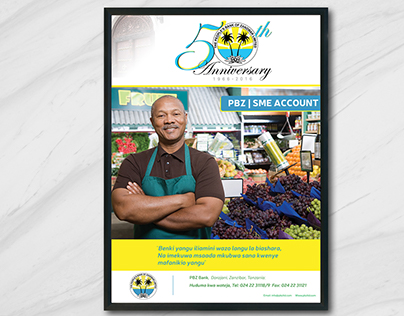 PBZ Bank 50 Years Milestone