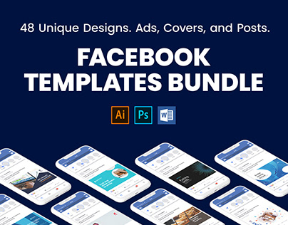 Facebook Template Bundle