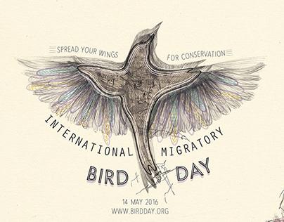 Poster: Bird Day