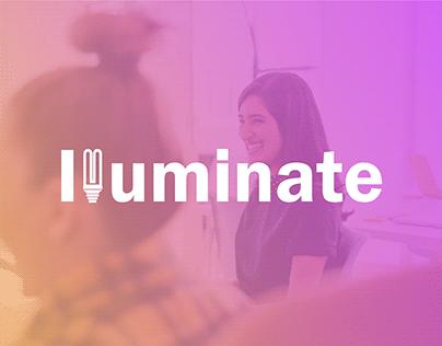 Illuminate Agency - Brand Development & UX/UI for Web