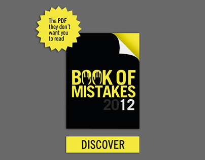 Book of Mistakes / Amnesty International