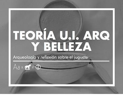 Unidad Int. Arquitectura y Belleza Teoría - Croîthou