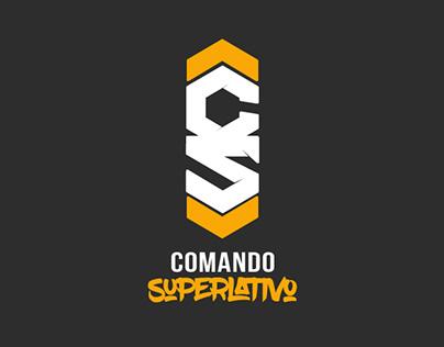 "Logotipo ""Comando Superlativo"""