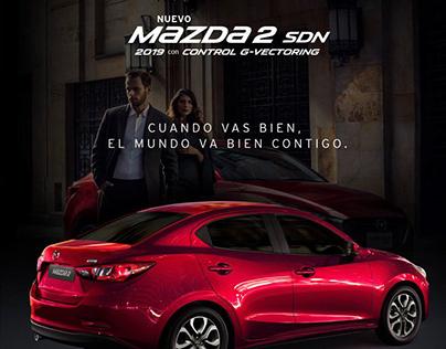 Mazda 2 SDN