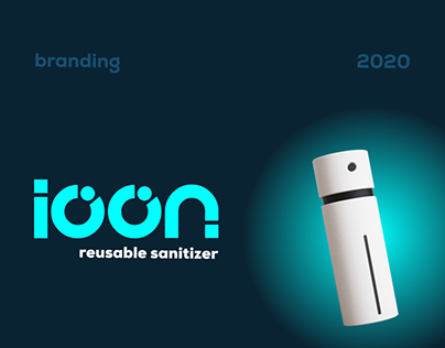 ioon smart sanitizer branding