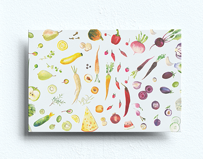Nutritionist brand identity / sport and esthetic