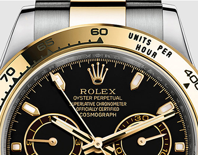 ROLEX - Product page redesign