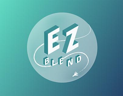 EZ BLEND [UI/UX]