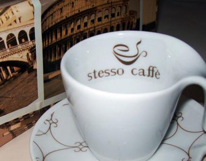 Promo Kit | Stesso Caffè