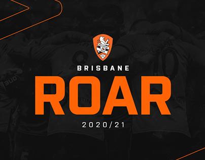 Brisbane Roar 2020/21 Graphics