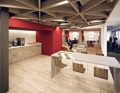 Johnson & Johnson bogota Office design