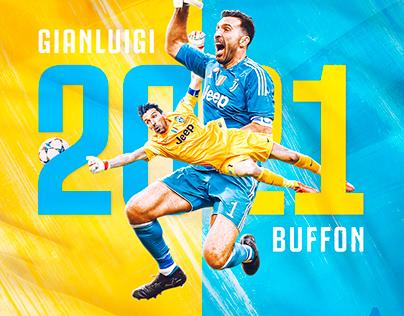 Gianluigi Buffon - Juventus New Contract