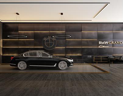BMW GRAND CLASS LOUNGE