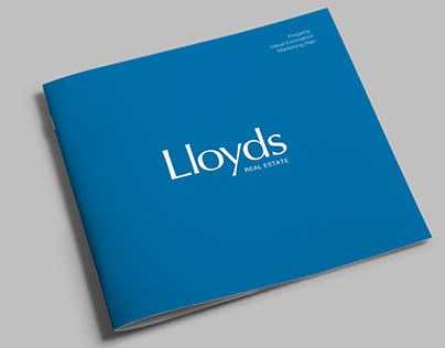 Lloyds Real Estate Brand Campaign