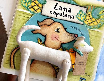 Livro Infantil / Children´s book - Lana Capulana