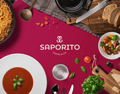 Saporito - Visual Brand