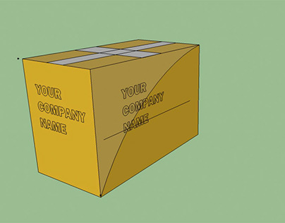 Shipping Box Design