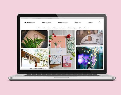 WedMood - Web Application