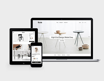 hem.com – Interface Design