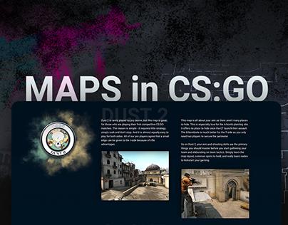 Maps in CS:GO
