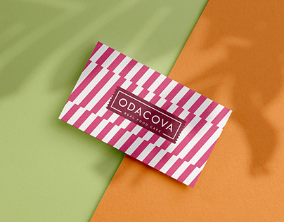 Odacova café branding & packaging design