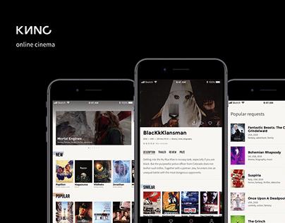 KINO online cinema