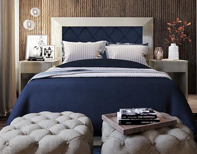 luxurious bedroom