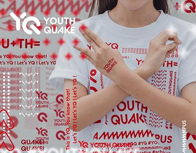 Youth Quake 品牌識別