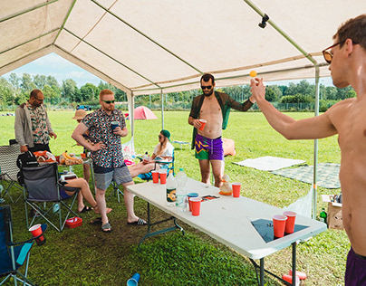 Festival Vibes - Singoldsand Festival