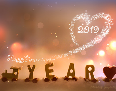 Happy New Year for all my dear friends...