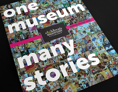 Annual Report: The Children's Museum of Pittsburgh