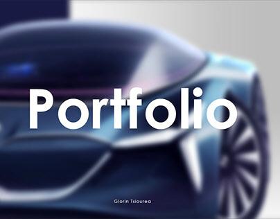 Transportation Design Portfolio
