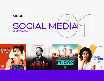Social Media 2021 #01