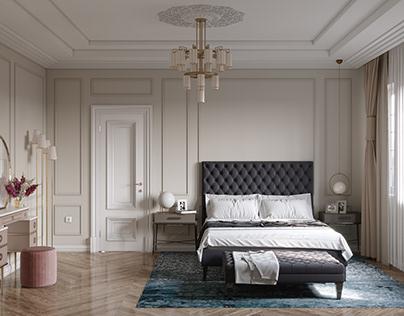 Bedroom 25м²