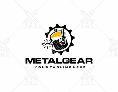Metallurgy & foundry logo design (Download link below)