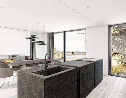 Steininger interior visualization №1