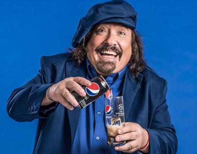 Pepsi Negro