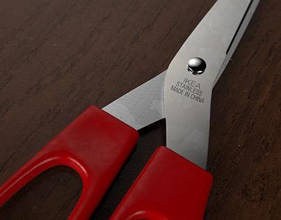 IKEA Trojka Scissors