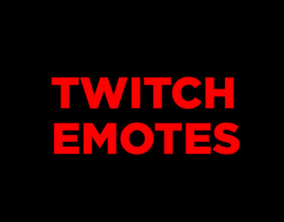 Twitch Emotes