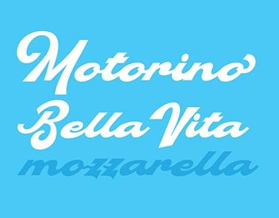 New Font: Motorino